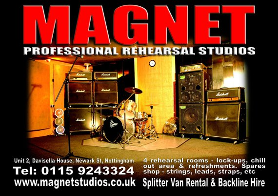 Magnet Rehearsal Rooms